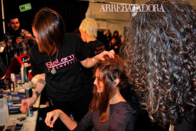 Foto de Maquillaje de Pasarela: Toni Francesc en la Semana de la Moda de Nueva York 2 (24/24)