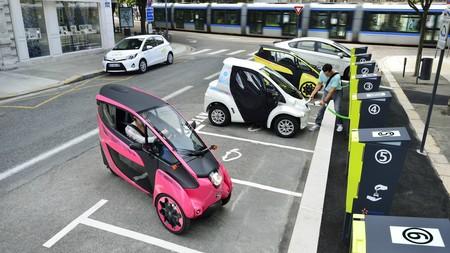 Carsharing Toyota