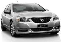 Holden Commodore, en vías de extinción
