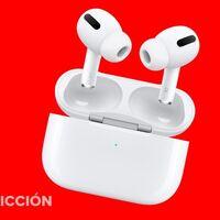 También los AirPods Pro: MediaMarkt te deja los auriculares true wireless con cancelación de ruido de Apple por sólo 175 euros