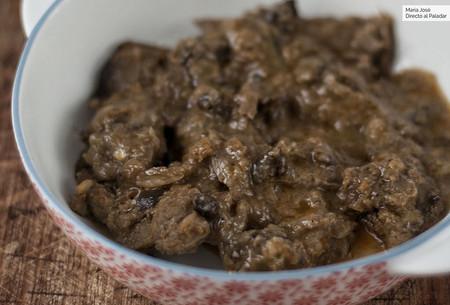 Receta de fricandó de ternera, un clásico de la gastronomía catalana