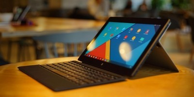 Jide Remix, la tablet Android con apariencia de Surface