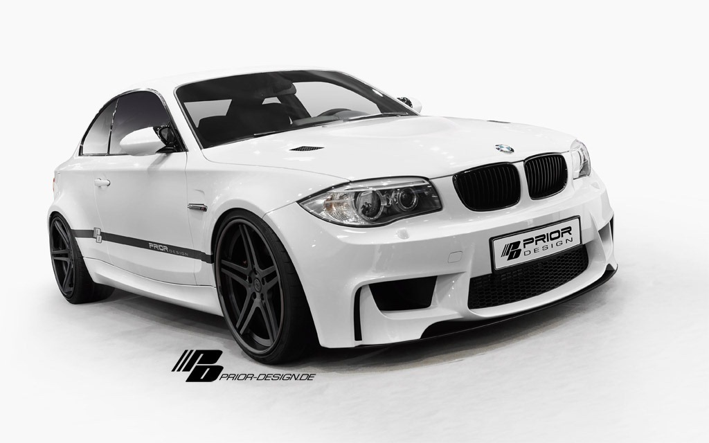 Foto de Prior Design BMW Serie 1 Coupé (23/27)