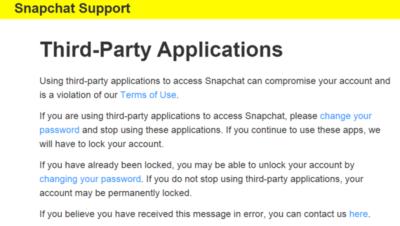 Rudy Huyn quiere que Snapchat deje a los usuarios de Windows Phone usar 6snap