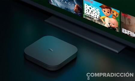 Si no tienes smart TV en tu casa de vacaciones la Xiaomi Mi TV Box S es la solución y sólo cuesta 47 euros con este cupón de eBay