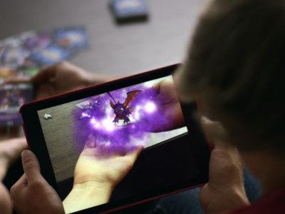 Skylanders Battlecast combina realidad aumentada con un juego de cartas tipo Hearthstone