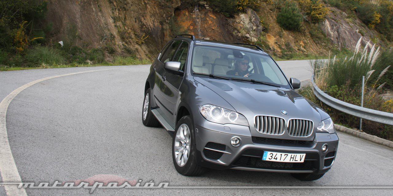 Foto de BMW X5 4.0d xDrive (prueba) (47/48)