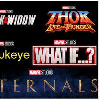 Marvel confirma el calendario de la Fase Cuatro del MCU y nuevas incorporaciones como 'Eternals'