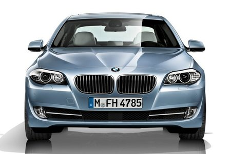 BMW ActiveHybrid 5 01
