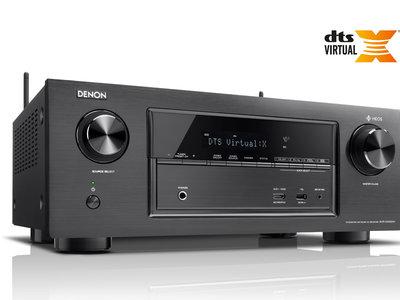 Denon y Marantz actualizarán sus receptores AV para hacerlos compatibles con DTS Virtual:X