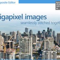 Microsoft Image Composite Editor: cómo crear panorámicas de forma fácil