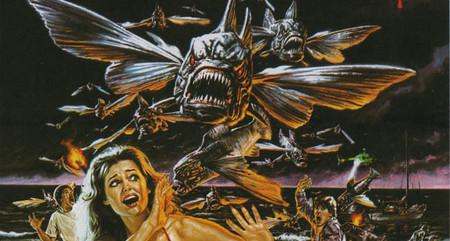James Cameron: 'Piraña 2. Los vampiros del mar', no es Cameron, tampoco cine