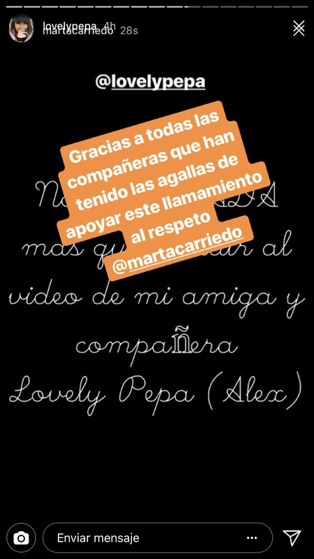 lovely pepa acoso video youtube