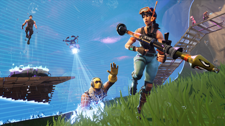 Sony Habilita El Modo Cross Play En Fortnite Los Jugadores De Ps4