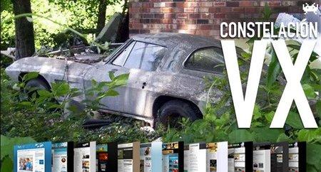 Discos duros multimedia, juegos de cartas geek y un Corvette del 63 abandonado en un jardín. Constelación VX (LXXXIII)