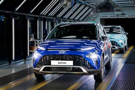 El nuevo Hyundai Bayon, el SUV más barato de la marca, ya ha comenzado a producirse y llega en verano