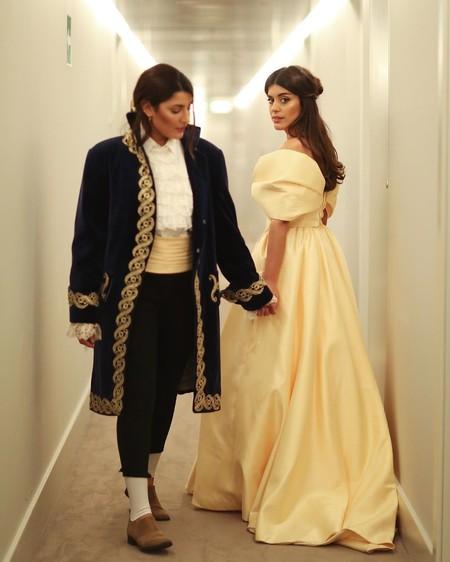 Los mejores disfraces de la fiesta temática de Disney del 30 cumpleaños de Dulceida