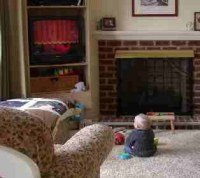La televisión altera el patrón de sueño infantil