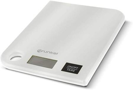 Grunkel - Báscula de cocina digital.
