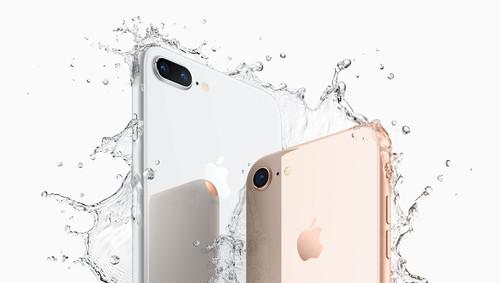 Los nuevos iPhones 8 frente a los iPhones 7, todo (o lo poco) que ha cambiado