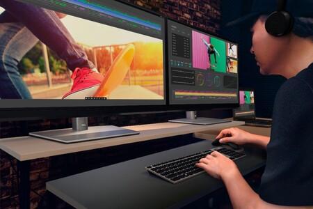 Dell anuncia el UP3221Q, su nuevo monitor 4K de 32 pulgadas con sistema de retroiluminación mini-LED de 2.000 zonas