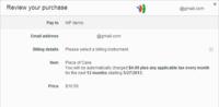 Google Chrome tendrá compras in-app en sus aplicaciones