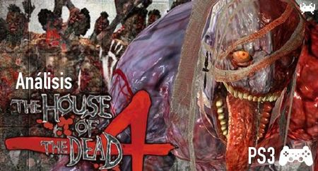 'The House of the Dead 4' para PSN: análisis
