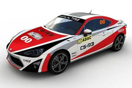 Toyota da el visto bueno a la construcción de un GT86 versión WRC