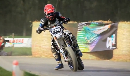 Team BRUN, otro vídeo del campeonato suizo de supermotard