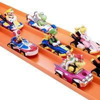 Hot Wheels contará con una nueva línea de juguetes basada en Mario Kart
