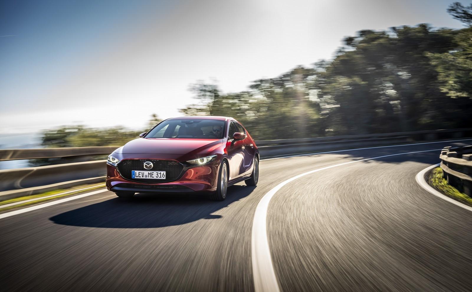 Foto de Mazda3 2019 (57/128)