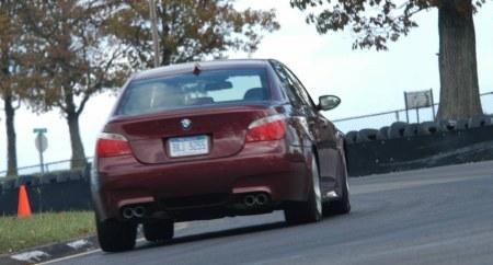 BMW M5 versión racing extremo