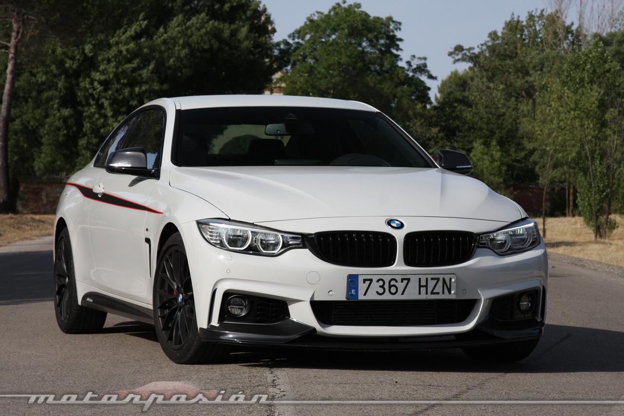 Foto de BMW 435i Coupé - Accesorios M Performance (24/26)