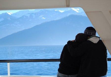Cruceros: ideal para parejas