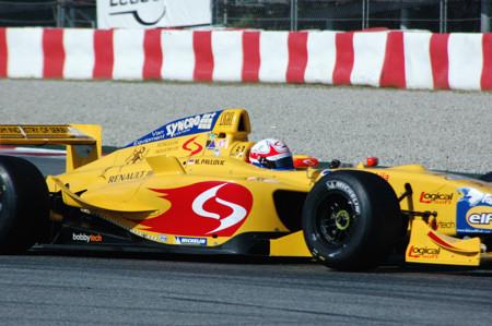 Entrevista: Milos Pavlovic, el primer serbio que sueña con la Fórmula 1