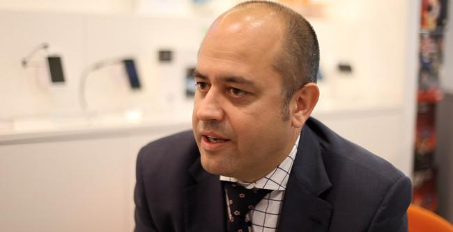 Isidro Moreno de Sony Mobile