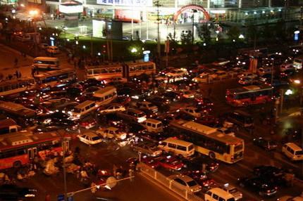 China retirará un millón de coches de Pekín durante agosto para comprobar los efectos medioambientales