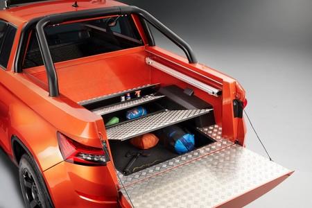 Skoda Mountiaq Concept Pick Up