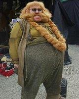 'El hobbit', nuevas imágenes en el set de rodaje