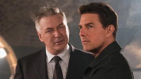Alec Baldwin con Tom Cruise