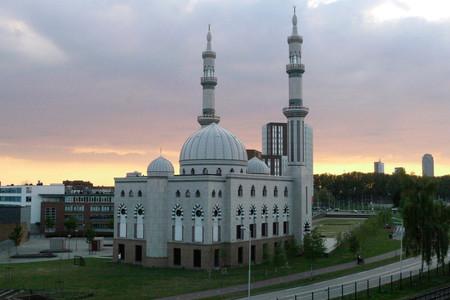 Mezquita Rotterdam
