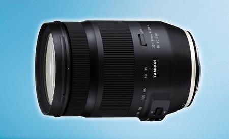 Tamron 35-150mm F/2.8-4 Di VC OSD, un zoom de tamaño reducido y buena luminosidad para réflex full frame de Canon y Nikon