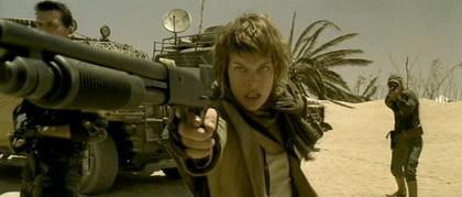 'Resident Evil: Extinción', ojalá