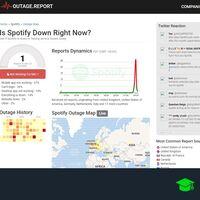 Spotify está caído y no funciona: Cómo saber cuando falla