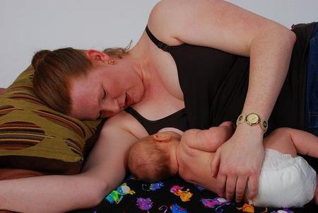 Lactancia materna y calor: algunas recomendaciones para la madre