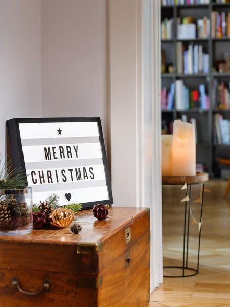 Hazlo tú mismo: Enciende la Navidad con una caja de luz