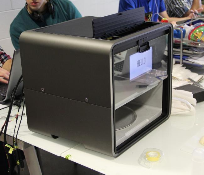 ¿Nos imprimimos unas hamburguesas? Un vistazo a Foodini, la impresora 3D de comida