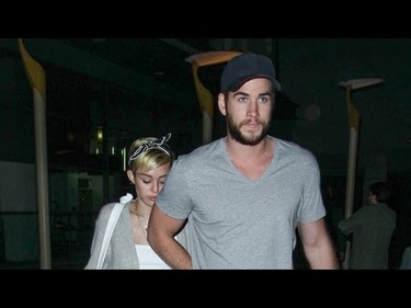 Relaciones que van y vienen,  Miley Cyrus y Liam Hemsworth  juntos de nuevo