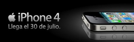 iPhone 4, tarifas oficiales de Movistar