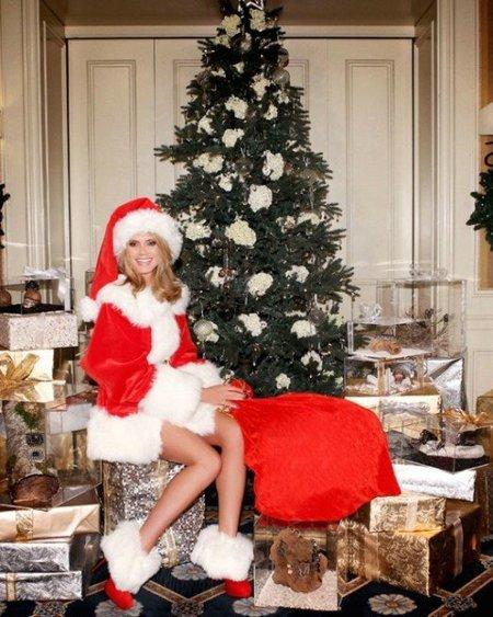 A Heidi Klum le gusta más disfrazarse que a un tonto un lapiz